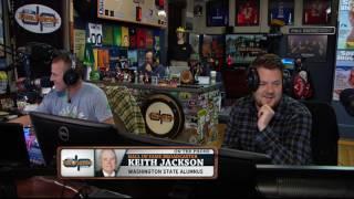 "Keith Jackson explains ""Whoa Nellie"" (10/21/16)"
