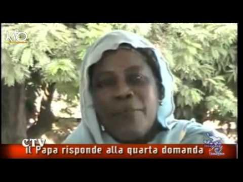 Intervention de Benoit XVI à la télévision italienne