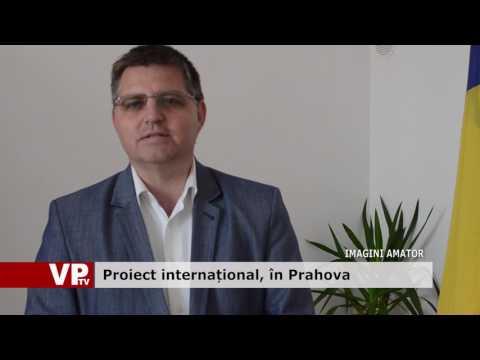 Proiect internațional, în Prahova