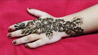 Kids Mehndi Designs For Hands  | Henna Design For Babies Hand |Latest Arabic Mehandi Designs