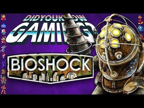 BioShock - Herní okénko