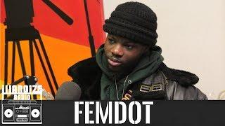 Femdot Talks Delacreme, His EP Series, Music Streaming & More | iLLANOiZE Radio