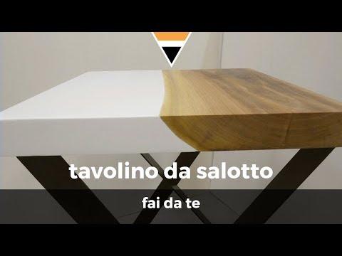 Fai da te - Tavolino da salotto