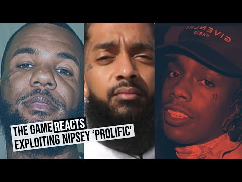 The Game reacts people claims he exploiting Nip, YNW Melly Updates wants to signs artists and more