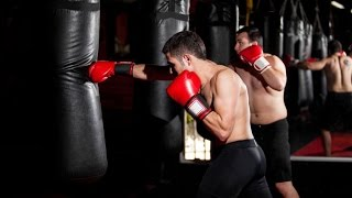 Killer Heavy Bag Workout by Funk Roberts