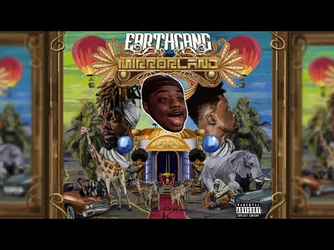 EARTHGANG - MIRRORLAND - First REACTION/REVIEW