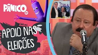 Levy Fidelix sobre Bolsonaro: 'O Brasil tem que ter gente conservadora, que preza pela família'