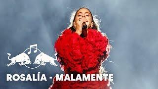Rosalía   Malamente | Plaza De Colón (Madrid) | Live 2018 Red Bull Music