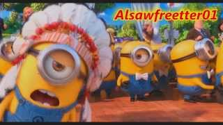 Despicable Me 2: Don't Stop The Party (Movie's Soundtrack - Clip HD)