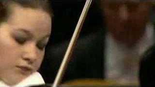 Hilary Hahn plays Korngold Violin Concerto mov.1