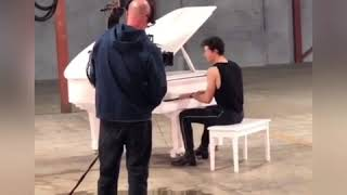 Shawn Mendes Behind The Scenes Of If I Can't Have You #shawnmendes