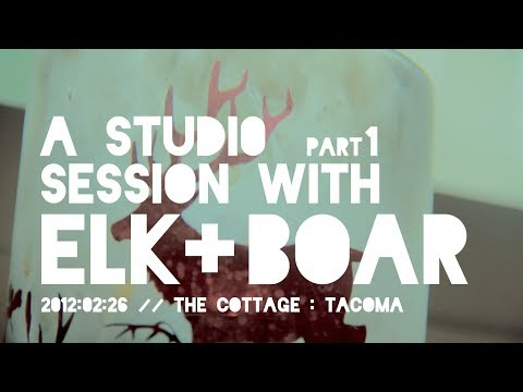 CULT TACOMA // Elk & Boar : Studio Session : Passenger Blues