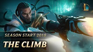 The 2018 season is here. Take the first step and begin your climb. Click below for more info: 2017 and Beyond | Riot Pls https://www.youtube.com/watch?v=yTpS-2jiTqU Honor in 2018 https://na.leag...