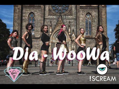 [KPOP IN PUBLIC PRAGUE] DIA (다이아) - WOOWA (우와) | Dance Cover By !SCREAM from Prague