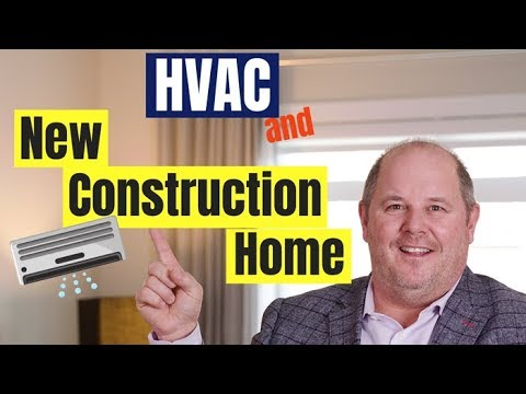 New construction home HVAC: How the system works (including costs, maintenance and repairs)
