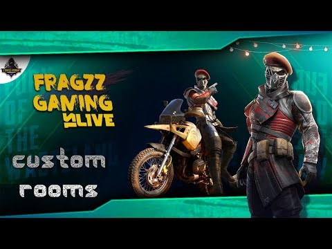 HACKERS LIVE STREAM PUBG MOBILE CUSTOMS ROOMS  AND RUSH GAME