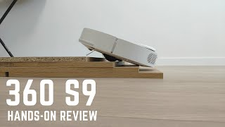 360 S6 Pro Review: Cleaning Tests, Navigation & App Features