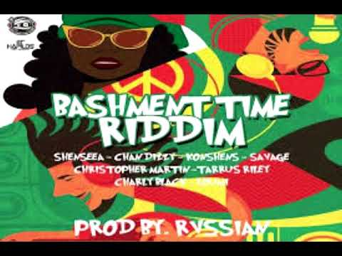 DEEJAY KONS_BASHMENT TIME RIDDIM PROMO MIX{2018}