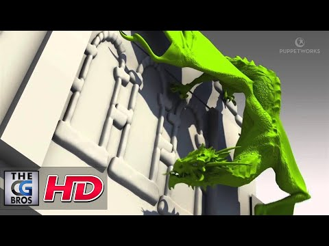 """CGI & VFX Showreels: """"Dragon Wars: Fire and Fury"""" by Puppetworks Studios"""