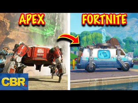 10 Things Fortnite Did To Keep Players From Playing Apex Legends