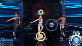 Mstar Идеал: Vision in blue - Ace of base