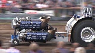 Most Terrifying Tractors Pulling Fails - Most Popular Videos