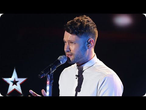 Could it be Calum Scott's time to sparkle? |Grand Final | Britain's Got Talent 2015 (видео)