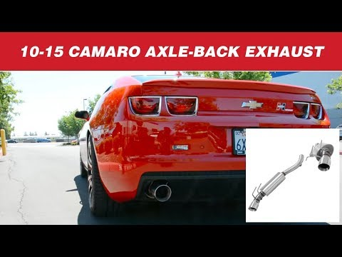 2010-15 Camaro SS - Hurst Elite Series Exhaust System 6350000
