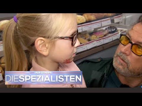 Rätsel um Lina (11): Kinderarbeit im Kiosk?!   Auf Streife - Die Spezialisten   SAT.1 TV