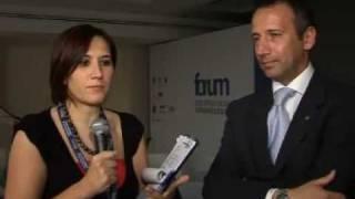 Youtube: Intervista a Massimo Melica - Forum della Comunicazione