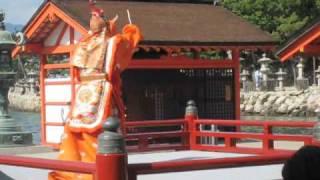 Япония, На японской свадьбе