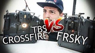 TBS CROSSFIRE MICRO vs FRSKY XJT range test ( frank citro )