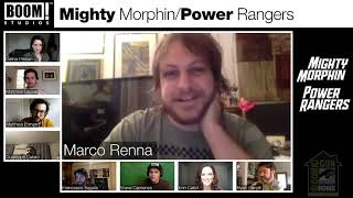 Mighty Morphin Power Rangers: The Future Is Now