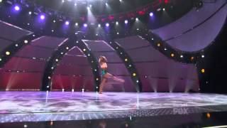 Amber Jackson - Final Dance - Top 16 SYTCD