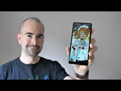 External Review Video 3F-puef5oIw for Sony Xperia L4 Smartphone