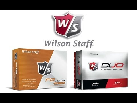 Wilson Staff Duo and FG Tour Golf Balls Review
