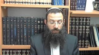 מסכת אבות, פרק ה - הרב אריאל אלקובי
