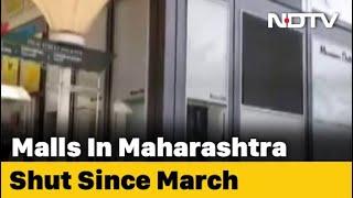 Reopen Malls To Save 50 Lakh Jobs: Shopping Centres Body To Maharashtra   24th July 2020   Ndtv