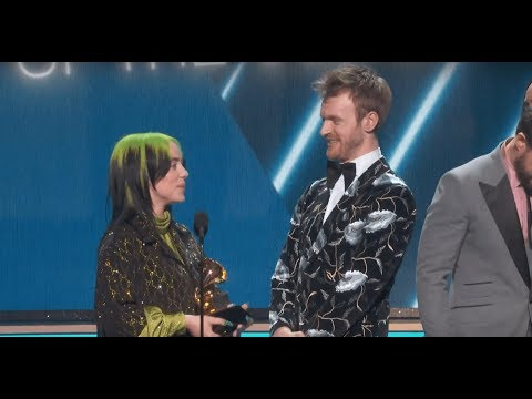 Billie Eilish Wins Song Of The Year | 2020 GRAMMYs