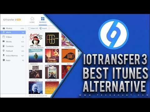 IOTransfer 3 PRO Ultimate iPhone | iPad Manager and Video Downloader