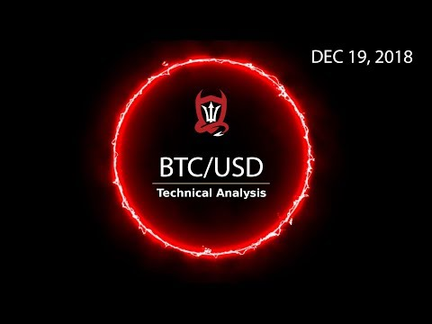 Bitcoin Technical Analysis (BTC/USD) : The Big Lowinski..?   [12.19.2018]