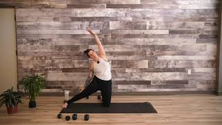 Protected: July 29, 2020 – Heather Wallace – Yoga & Weights