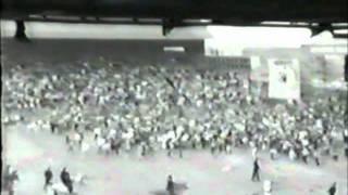 Football Hooligans - Birmingham City V Leeds United 1985