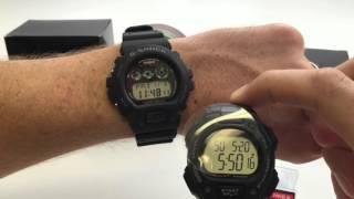 G-Shock Tough Solar GW6900-1 vs Timex Ironman Classic T5K8229J