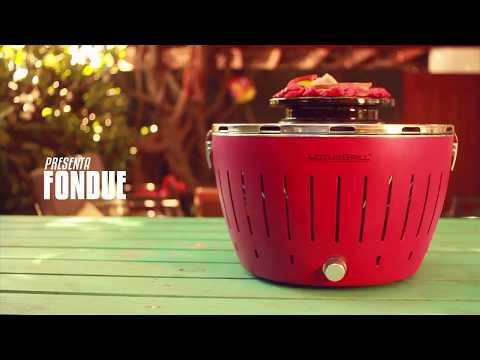 Lotus Grill - Accesorio para Fondue