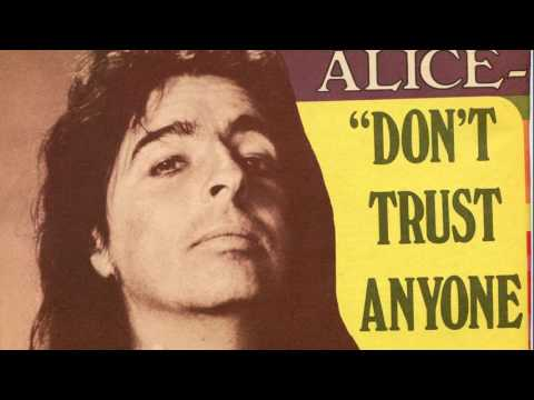 Danny Says clip - Alice Cooper