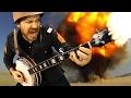 Download Lagu Iron Maiden - The Trooper Banjo cover w/ solos Mp3 Free
