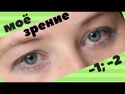 Зрение с близорукости на дальнозоркость
