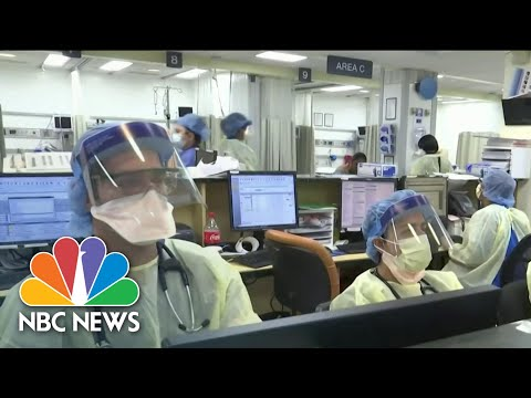 Trump Considering Quarantine Of New York, New Jersey And Connecticut | NBC Nightly News