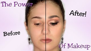 The Power Of Makeup Challenge! - Video Youtube